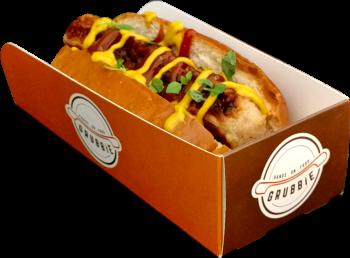 grubbie hotdog png