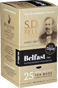 SD Belfast Tea