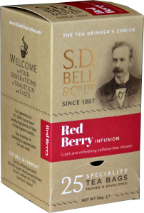 SD Red Berry Tea