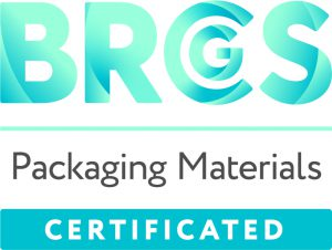 BRCGS Certificated Packaging Logo